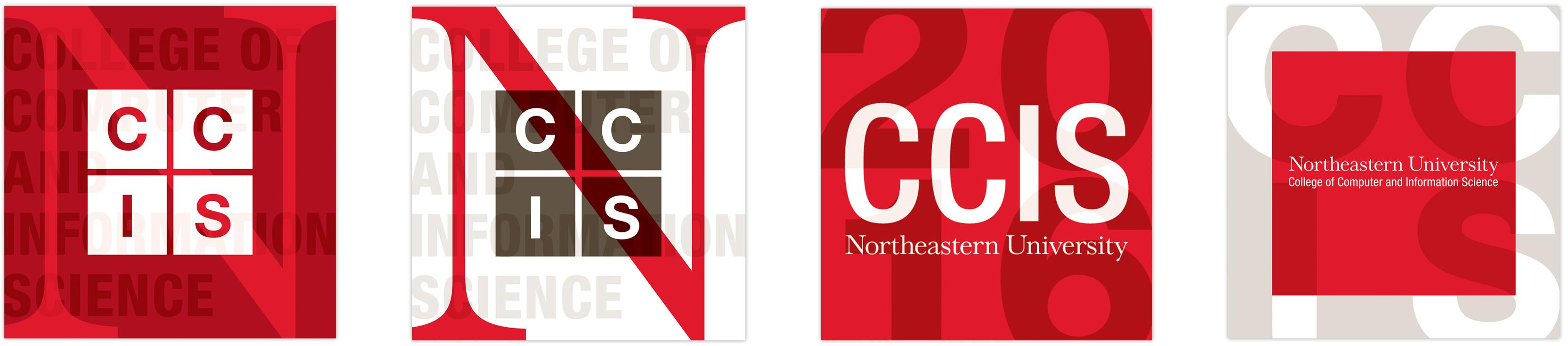 CCIS square stickers