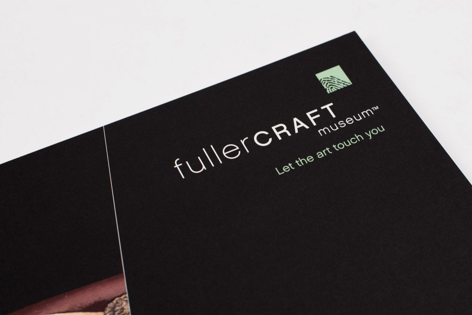 Fuller Craft Museum exhibit book