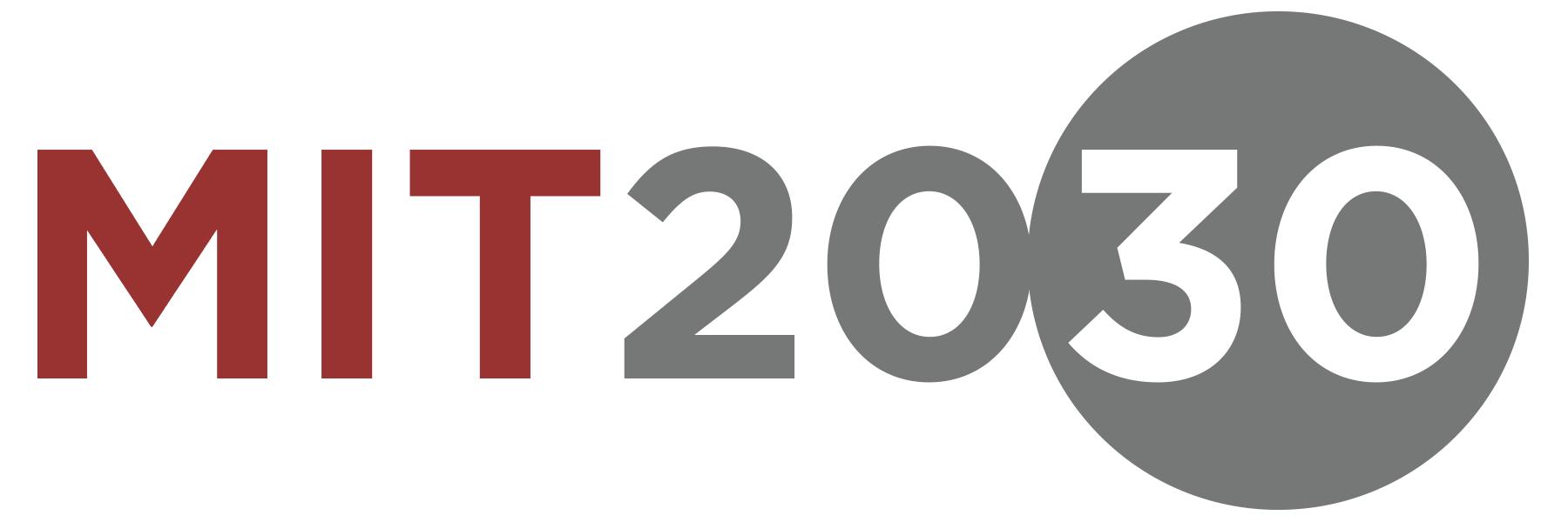 MIT 2030 logo