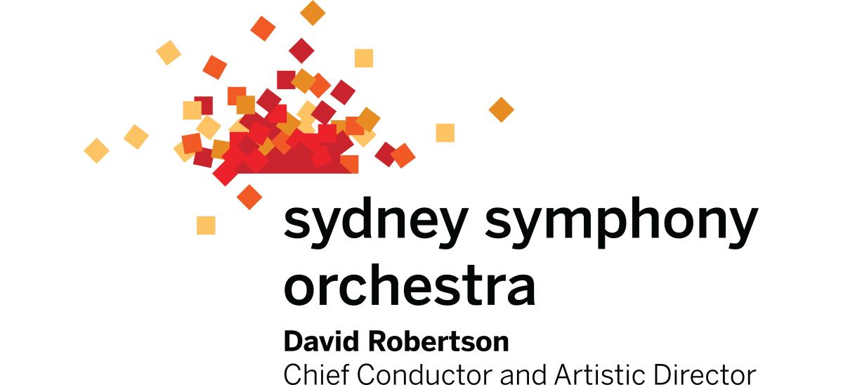 Sydney Symphony Orchestra logo stacked