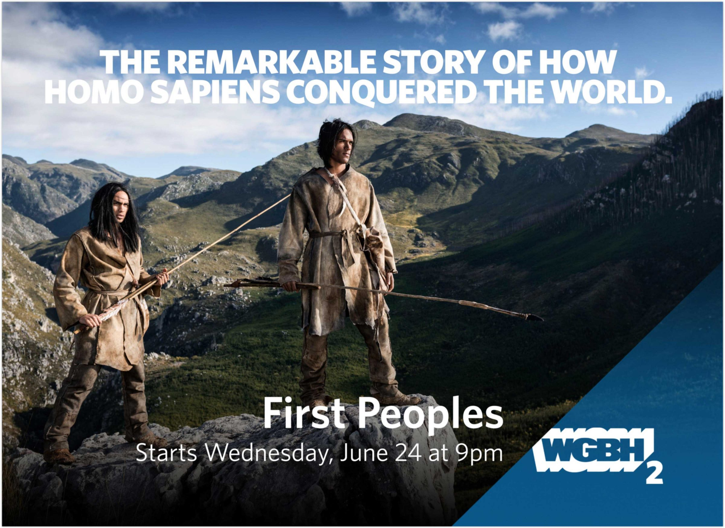 WGBH First Peoples digital advertisement